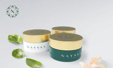 Project visual Nayssa Beauty