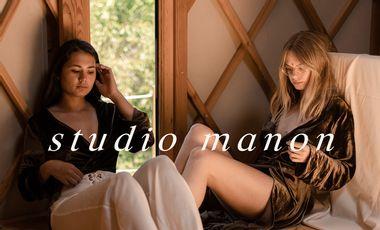 Visueel van project Studio Manon, pour une mode qui se porte bien