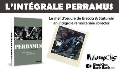 Visueel van project L'intégrale PERRAMUS