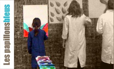 Visueel van project Participez à l'envol des papillons bleus !