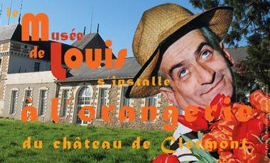 Project visual Le musée de Louis de Funès s'installe au château de Clermont