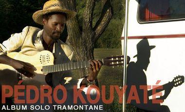 Visuel du projet Enregistrement d'un album solo Pédro Kouyaté
