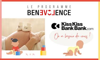 Project visual Le programme Benevolence : education bienveillante au service de l'enfance