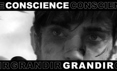 Project visual Clips Conscience / Grandir
