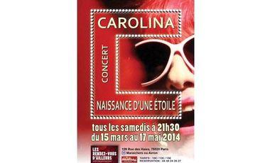 "Visueel van project ""Carolina,  naissance d'une Etoile..."""