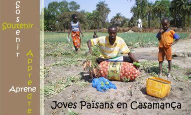 Project visual Païsans de Casamança