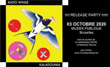 Visueel van project KALADOUNIA - Labalou Kaito Winse - Album solo