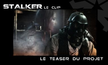 Project visual STALKER-clip