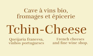 Visueel van project Tchin-Cheese!