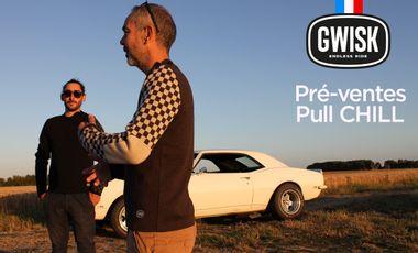 Visuel du projet Ride & Chill, le pull mérinos Made in France fait pour durer