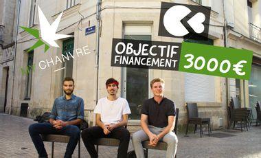 Visueel van project Une boutique spécialisée en chanvre bien-être et produits CBD sur Poitiers