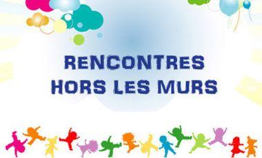 Visueel van project Rencontres Hors Les Murs : Regards Croisés sur les Approches Educatives