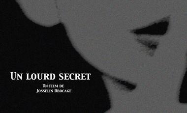 Project visual Un lourd secret