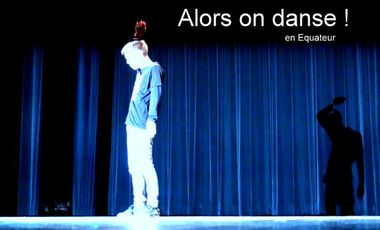 Project visual Alors on danse ! En Equateur