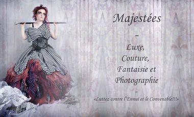 Visuel du projet Majestées, exposition et calendrier