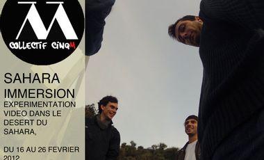Project visual Sahara-Immersion