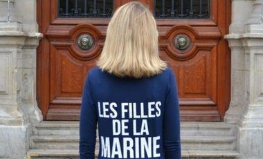 Visuel du projet Les Filles de la Marine