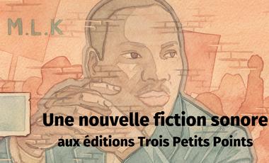 "Project visual Livre audio ""La chanson de Martin"" : la lutte antiraciste en folk music"