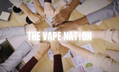 Visueel van project The Vape Nation