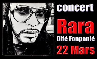 Visuel du projet Concert Rara Difé Fonpaniè