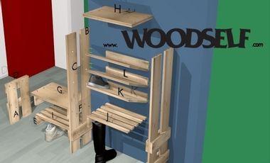 Project visual Woodself