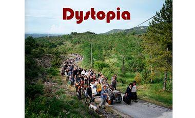 Visueel van project Dystopia