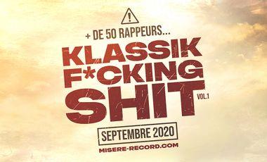 Project visual KLASSIK FUCKING SHIT (DOUBLE CD)
