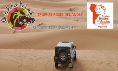 Project visual TROPHÉE DES ANDES