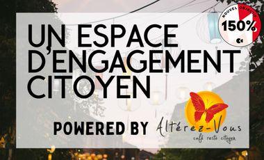 Visueel van project Un espace d'engagement citoyen à Louvain-la-Neuve