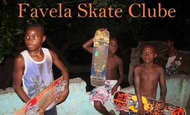 Project visual FavelaSkateClube