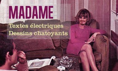 Visueel van project MADAME 5 - Editions le Berbolgru