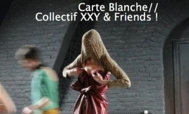Visueel van project Carte Blanche au Collectif XXY