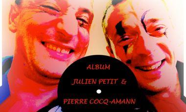Project visual ALBUM JULIEN PETIT & PIERRE COCQ-AMANN