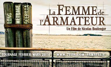 Visueel van project La Femme de l'Armateur