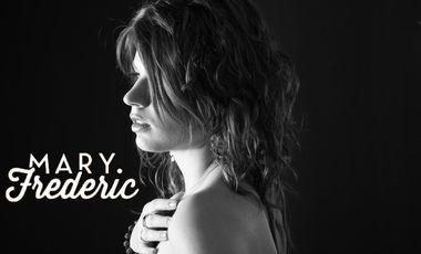 """Visueel van project """"ELECTROCHOC"""" nouveau clip et 1er album de Mary Frederic"""