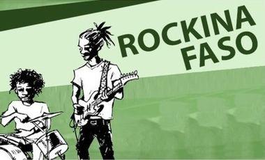 Project visual Festival Rockina Faso