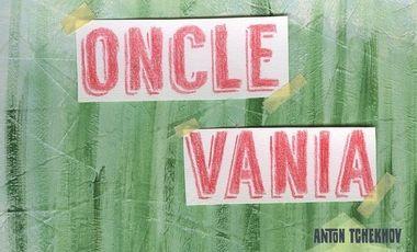 Visueel van project Oncle Vania