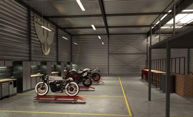 Visuel du projet La Maison Mécanique