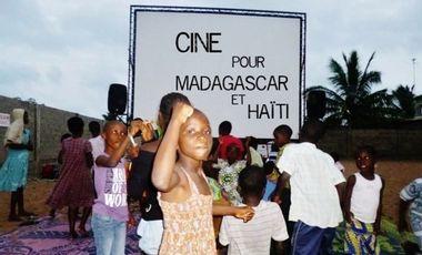 Project visual Ciné pour Madagascar et Haïti