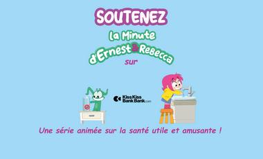 Visueel van project La Minute d'Ernest & Rebecca