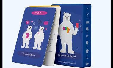 Project visual Adoptez les Cartes des activités UX - L'outil incontournable pour vos projets
