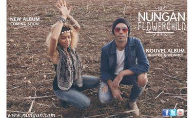 Visueel van project NUNGAN: Enregistrement du nouvel Album !