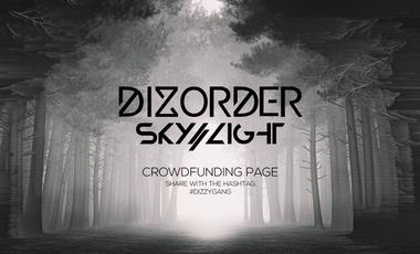 Visuel du projet SKY//LIGHT : Participe à la sortie du nouvel album de DIZORDER !