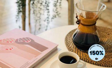 Visuel du projet Café Los Andes - Nous voulons partager nos excellents cafés avec toi !
