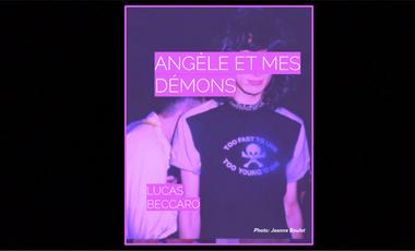 Visuel du projet Premier Long-Métrage: Angèle Et Mes Démons