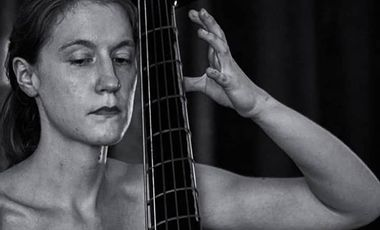 Visuel du projet A Viennese Afternoon - Isaline Leloup - Ier Album