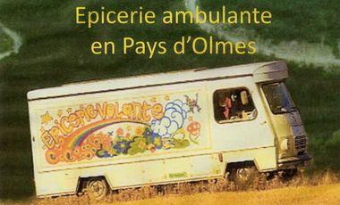 Visuel du projet Epicerie ambulante en Pays d'Olmes