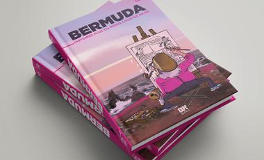 Visueel van project BERMUDA 12 collectif BD de grande qualité
