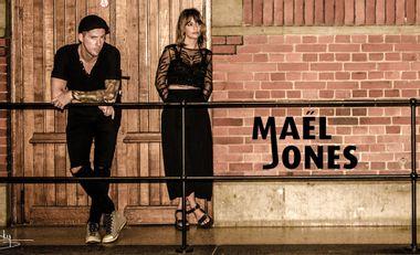 Visueel van project Premier EP Maël Jones