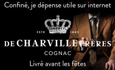 Visuel du projet Faire renaître les Cognacs DE CHARVILLE FRÈRES